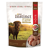 Instinct Raw Frozen Diet Beef