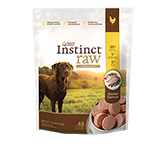 Instinct Raw Frozen Diet Chicken (Click for Larger Image)