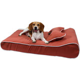 Bowsers Memory Foam Dog Bed with Pillow
