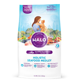 Halo Holistic Sensitive Stomach Dry Cat Food