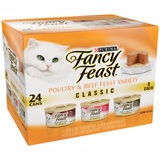 Fancy Feast Cat Variety Packs