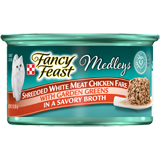 Fancy Feast Elegant Medley Shredded Fare