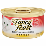 Fancy Feast Minced Cat Food