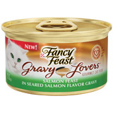 Fancy Feast Gravy Lover's Cat Food (Click for Larger Image)