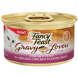 Fancy Feast Gravy Lover's Cat Food