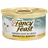 Fancy Feast Marinated Morsels Cat Food