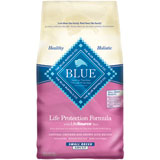Blue Buffalo Small Breed Chicken & Brown Rice Recipe - 15lb bag