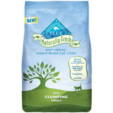 Blue Buffalo Naturally Fresh Clumping Cat Litter