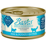 Blue Buffalo Basics Wet Cat Food