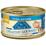 Blue Buffalo Healthy Gourmet Flaked Canned Cat Food