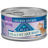 Blue Buffalo Healthy Gourmet Grilled Canned Cat Food