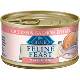 Blue Buffalo Feline Feast Wet Cat Food