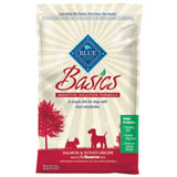 Blue Buffalo Basics Salmon & Potato Dry Dog Food - 11 lb bag