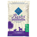 Blue Buffalo Basics Turkey & Potato Dry Dog Food - 11 lb bag