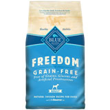 Blue Buffalo Freedom Adult Dry Dog Food - 4 lb bag