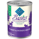 Blue Buffalo Basics Canned Dog Food
