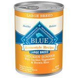 Blue Buffalo Homestyle Recipe Large Breed Canned Dog Food