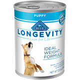 Blue Buffalo Longevity Canned Puppy Food