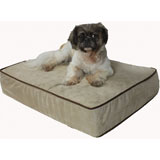 Snoozer Outlast Dog Bed Sleep System - 5 Inch Foam