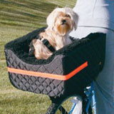 Snoozer Pet Rider Bicycle Seat Lookout