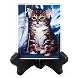 Pet Photo Porcelain Rectangular Collectible