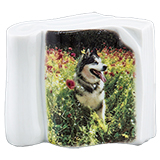 Pet Photo Porcelain Stand Up Collectible