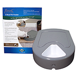 Eatwell (TM) 5-Meal Pet Feeder by PetSafe (R)