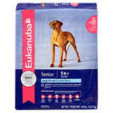 Eukanuba Large Breed Senior Dry Dog Food 30 lb bag