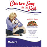 Chicken Soup for the Dog Lover's Soul Senior Dog Dry Food 15lb