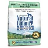 Natural Balance L.I.D. Limited Ingredient Diets Sweet Potato & Chicken Formula