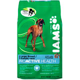 Iams ProActive Health Adult Large Breed Dog Dry Food 15lb Bag