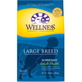 Wellness Super5Mix Large Breed Adult Dry Dog Food