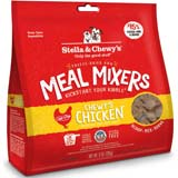 Chewy's Chicken Freeze-Dried Meal Mixers 8oz Chewy's Chicken Freeze-Dried Meal Mixers 8oz