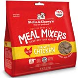 Chewy's Chicken Freeze-Dried Meal Mixers 18oz Chewy's Chicken Freeze-Dried Meal Mixers 18oz