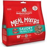 Savory Salmon & Cod Freeze-Dried Meal Mixers 8oz Savory Salmon & Cod Freeze-Dried Meal Mixers 8oz
