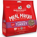 Tantalizing Turkey Freeze-Dried Meal Mixers 3.5oz Tantalizing Turkey Freeze-Dried Meal Mixers 3.5oz