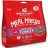 Tantalizing Turkey Freeze-Dried Meal Mixers 8oz Tantalizing Turkey Freeze-Dried Meal Mixers 8oz