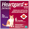 Find Heartgard Chewables for Cats on 1-800-PetMeds