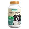 NaturVet Digestive Enzymes Plus Probiotic Tablets