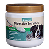 Find NaturVet Digestive Enzymes Plus Probiotic Powder on 1-800-PetMeds