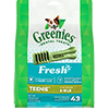 Greenies Freshmint Dental Treats for Dogs