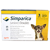 Find Simparica on 1-800-PetMeds