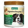 Find NaturVet Digestive Enzymes Plus Probiotic Soft Chews for Dogs on 1-800-PetMeds