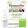 Find HomeoPet Leaks No More on 1-800-PetMeds