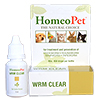 Find HomeoPet Wrm Clear on 1-800-PetMeds