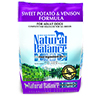 Find Natural Balance L.I.D. Limited Ingredient Diets Sweet Potato & Venison Formula on 1-800-PetMeds