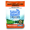 Natural Balance L.I.D. Limited Ingredient Diets Sweet Potato & Fish Formula