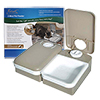 Eatwell (TM) 2-Meal Pet Feeder by PetSafe (R)