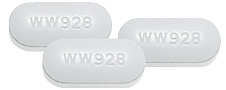 500 mg tablets