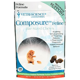 Composure Bite-Sized Chews for Cats at 1-800-PetMeds